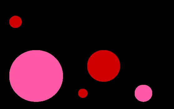 2-color-particles